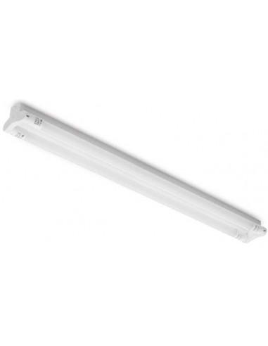 Oprawa - belka na świetlówki 2x  LED...
